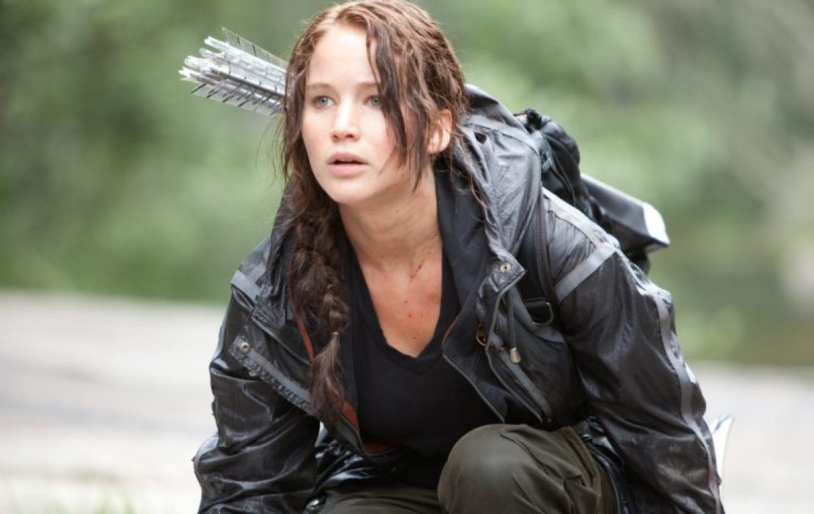 New Images and Sequel Date Released For THE HUNGER GAMES