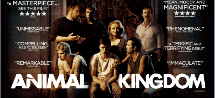 DVD Review:ANIMAL KINGDOM