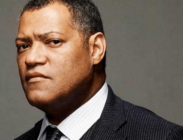 Laurence Fishburne is Perry White in Zack Snyder's MAN OF STEEL