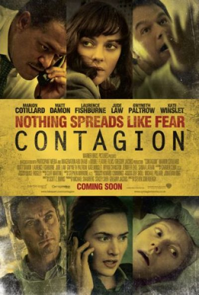 New One Sheet & TV Spot For Contagion