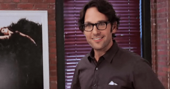 WATCH: Paul Rudd Pitch His 'MY IDIOT BROTHER' Ideas To Harvey Weinstein