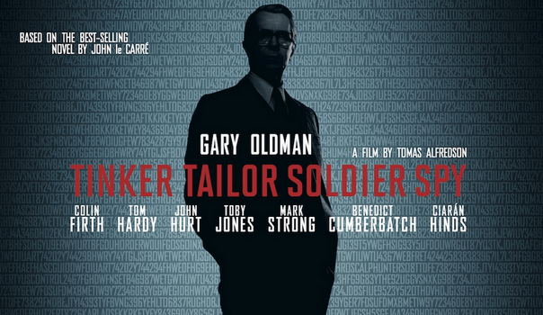 New Character Posters For Tinker, Tailor Soldier Spy