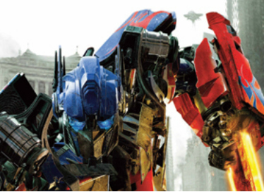 TRANSFORMERS : DARK OF THE MOON Joins The $1 Billion Club