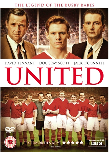 Competition: Win United Starring David Tennant on DVD