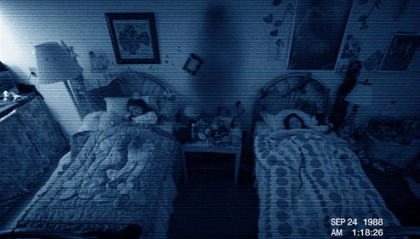 Tweet to decide who in the world gets to see Paranormal Activity 3 first