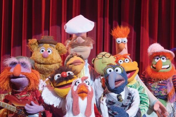 4 Awesome Muppets Posters (Mah Nah Nah! doo doo doo!)