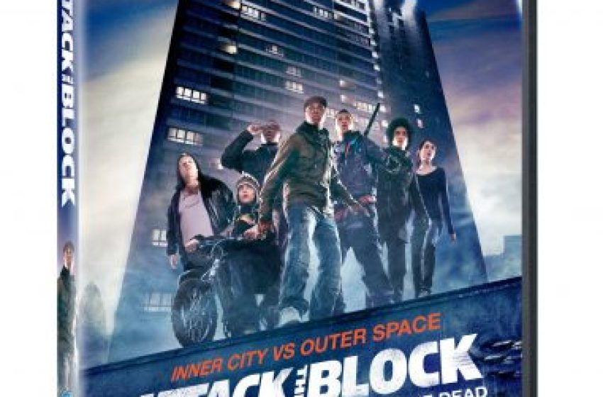 DVD Review:Attack The Block