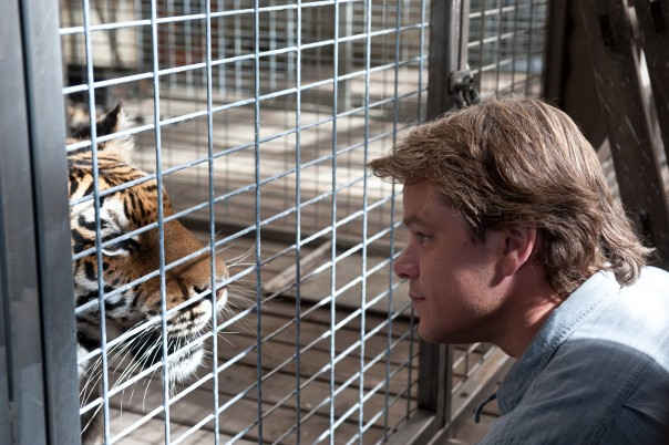 First Trailer For Cameron Crowe's We Bought A Zoo Starring Matt Damon
