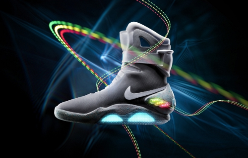 """""""Great Scott!"""" Nike Unveils Marty McFly's Trainers, Buy Your Own Mag's! (well sort of…)"""
