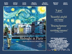 UK Trailer For Woody Allen's Midnight In Paris Arrives Online