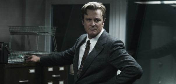 Colin Firth Jumps Onboard The Railway Man As Lionsgate Buy The Movies Distribution