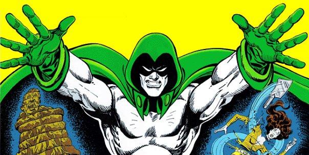 Fox To Create DC Comics The Spectre Into TV Series