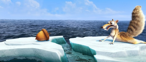 New Poster For Ice Age 4: Continental Drift