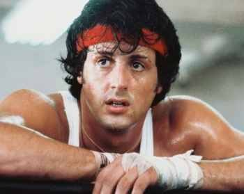 Empirical evidence that Stallone is a good actor