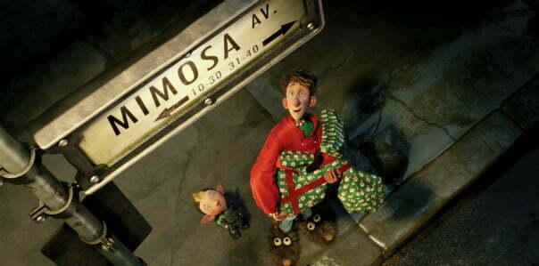 New TV Spots For Arthur Christmas 'Rules'