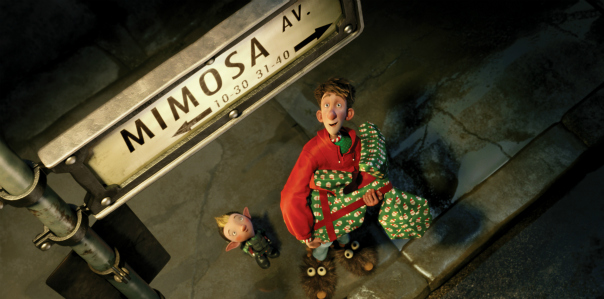 arthur christmas cast video interviews - Cast Of Arthur Christmas