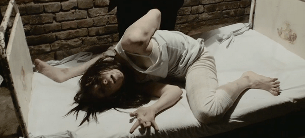Is that Yoga For Satanists? Trailer For The Devil Inside
