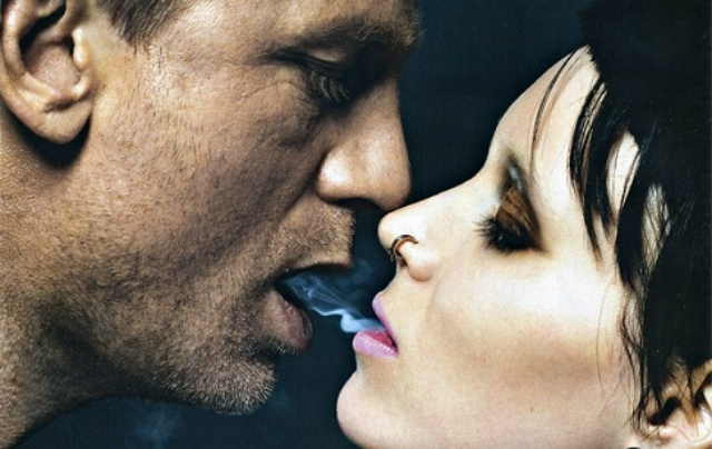Empire's Fantastic The Girl With Dragon Tattoo Images
