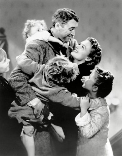 Celebrate Christmas With A Classic – It's A Wonderful Life 65th Anniversary Released On DVD&Blu Ray This November