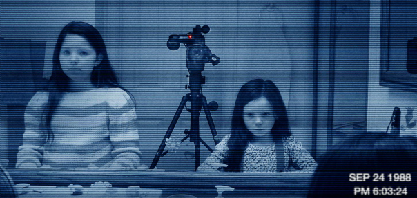 Paranormal Activity 3, from Paramount Pictures.
