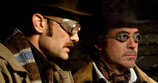 Sherlock Holmes:A Game Of Shadows Full Trailer Arrives!