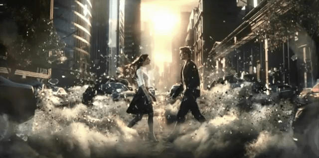 """Sony's Film """"Two Worlds"""" showcases 3D technology"""