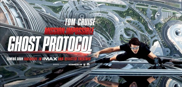 2 New TV Spots For Mission Impossible: Ghost Protocol