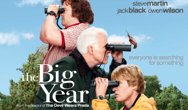 UK Trailer For THE BIG YEAR Starring Jack Black, Steve Martin, Owen Wilson