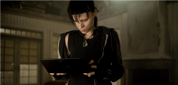"""She's Different"" – 3 More TV Spots For THE GIRL WITH THE DRAGON TATTOO"