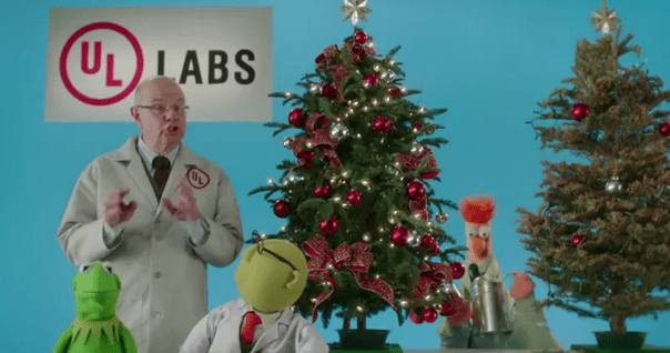 Kermit the Frog & UL Make it Easy to Keep Your Home Safe this Holiday Season