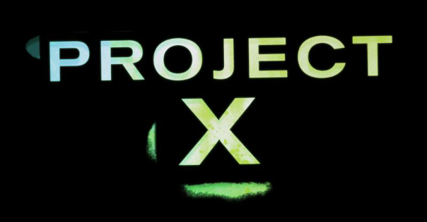 Competition: Create Your PROJECT X Party Name From New App Win Film On Blu-Ray