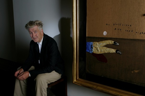 Watch David Lynch In Four Movements  Tribute