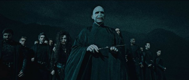 DVD Review: Harry Potter & The Deathly Hallows Part 2