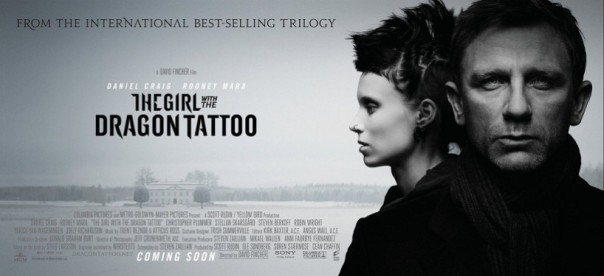 Watch Red Carpet Footage & New TV Spots For THE GIRL WITH THE DRAGON TATTOO
