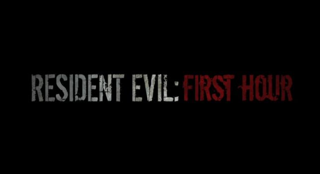Watch Episode One Of RESIDENT EVIL: FIRST HOUR