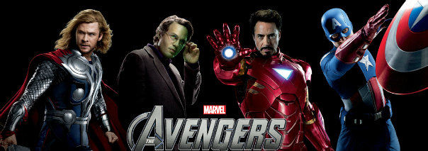 Two New UK Banners For Avengers!