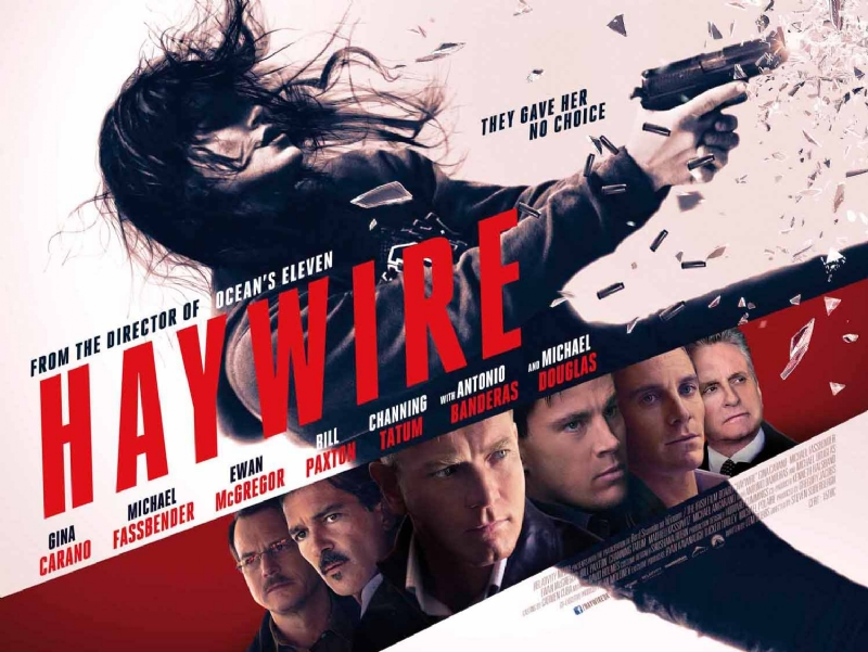 Another New TV Spot For Steven Soderbergh's HAYWIRE