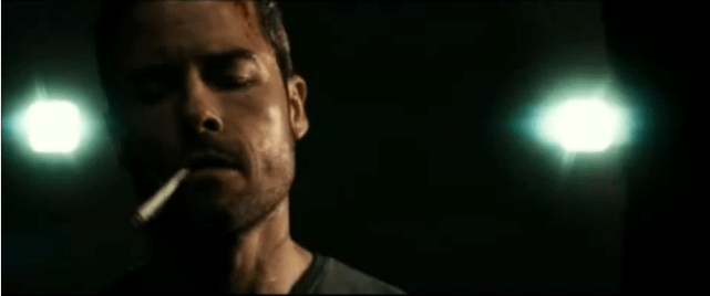 """Guy Pearce Is """"Trampolining"""" Your Wife In International Trailer For LOCKOUT"""