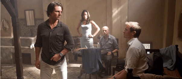 New Mission Impossible Ghost Protocol  Clip reveals Tom Cruise Must Scale The Tallest Building In The World