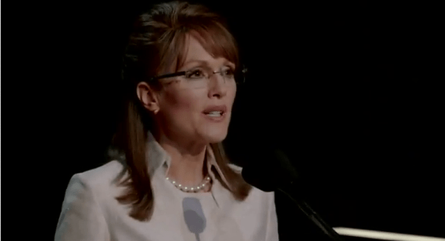 Julianne Moore is Sarah Palin in HBO's GAME CHANGE Tv Film Trailer