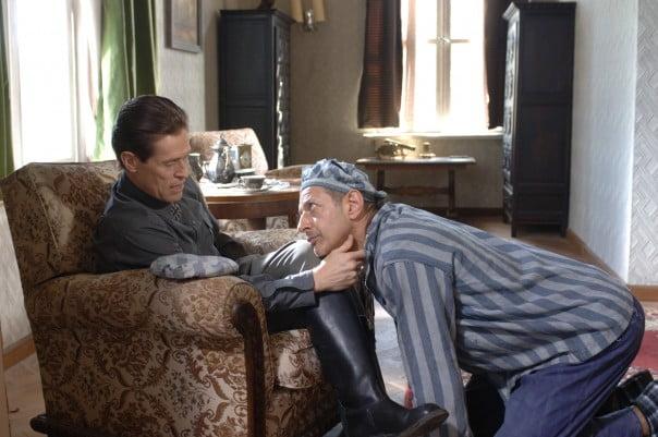 Competition: Win Jeff Goldblum's new film Adam Resurrected on DVD!
