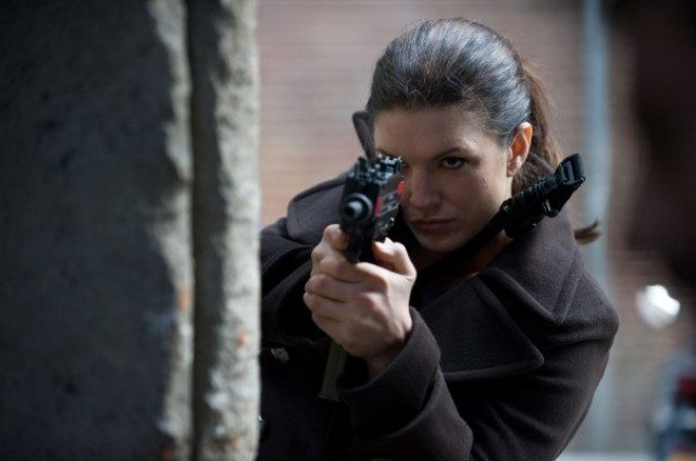 Is Gina Carano First Member of Female Expendables Film?