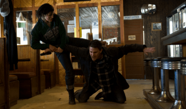 Never Betray Someone You Trained DVD HAYWIRE Review