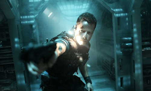 American Trailer For MS ONE: MAXIUMUM SECURITY aka LOCKOUT