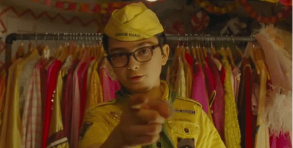 """Dib Dib Dib Yippee Kai Yeh "" It's Wes Anderson's MOONRISE KINGDOM Trailer"