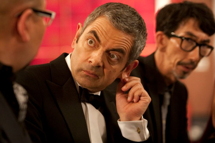 DVD Review: JOHNNY ENGLISH 2 REBORN