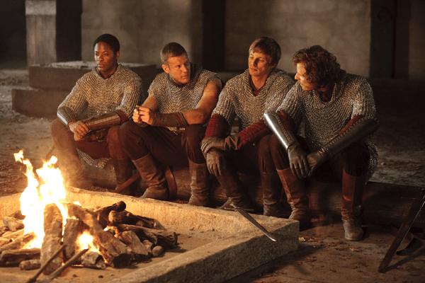Blu-Ray Review: MERLIN Season 4