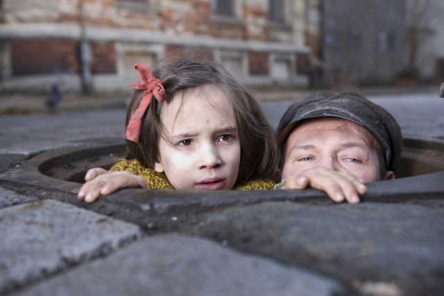 GFF 2012: UK Trailer And Poster For Agnieszka Holland Oscar Nominated IN DARKNESS