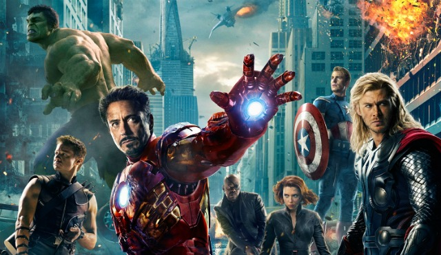 AVENGERS ASSEMBLE! The Avengers Get New UK Name And Poster, Trailer Tomorrow!!!