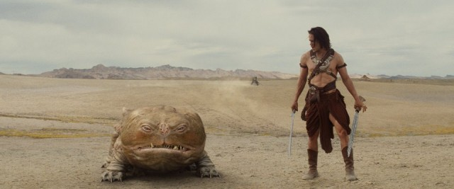 2 New TV Spots Show Off The Action Not The Dialogue in JOHN CARTER